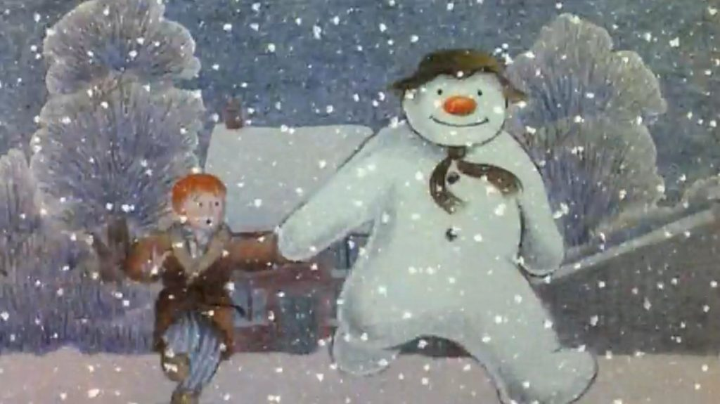 The Snowman - Raymund Briggs
