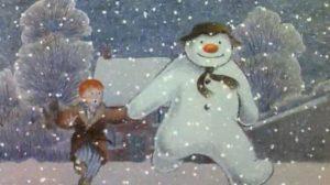 The Snowman (El muñeco de nueve) - Raymund Briggs