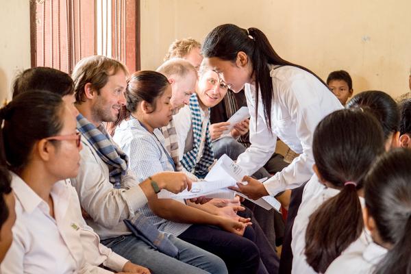 Room To Read Librio Girls Education Cambodia 4