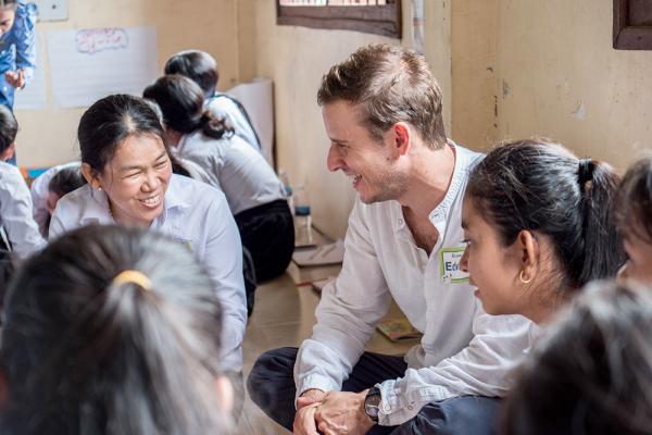 Room To Read Librio Girls Education Cambodia 8