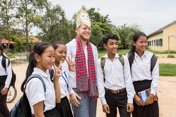 Room To Read Librio Girls Education Cambodia 7