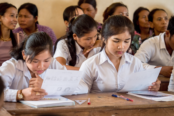 Room To Read Librio Girls Education Cambodia 3