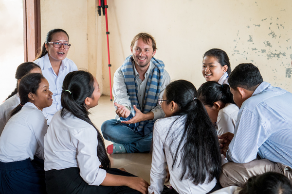 Room To Read Librio Girls Education Cambodia 10