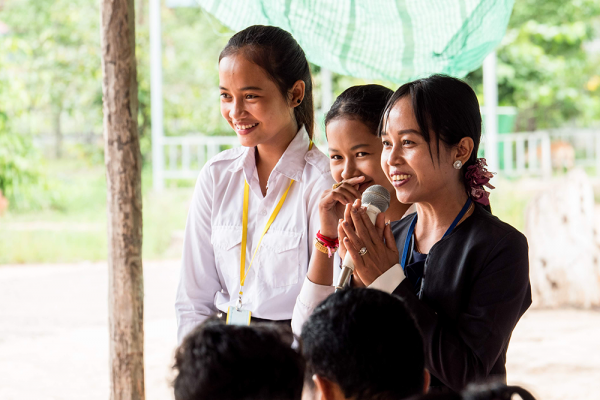 Room To Read Librio Girls Education Cambodia 1
