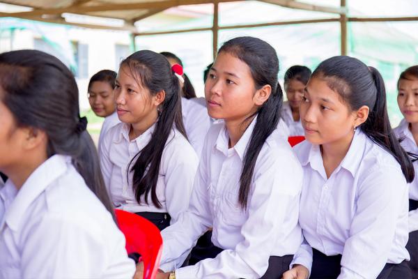 Room To Read Librio Girls Education Cambodia 2