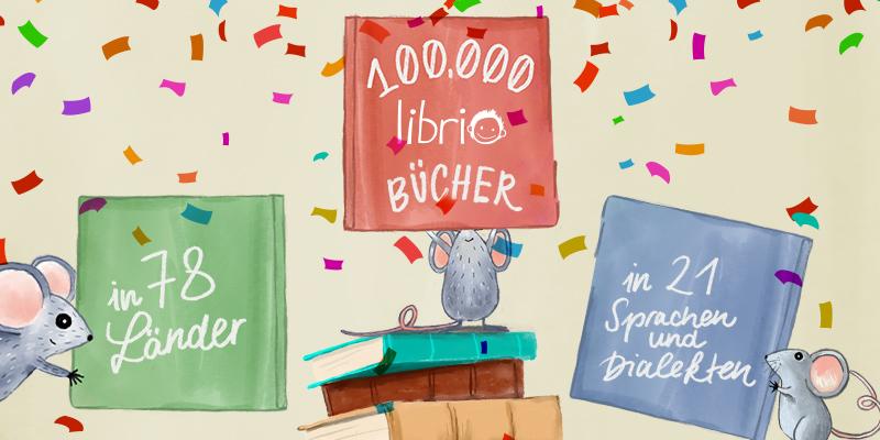Librio - 100000 Bücher