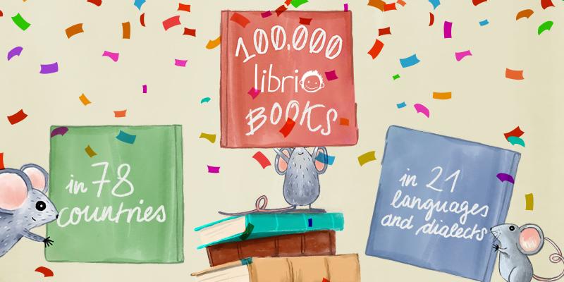 Librio - 100,000 books