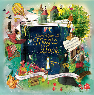 Librio Library #14 - Once Upon a Magic Book - Cover