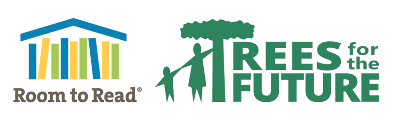 Librio Charity Partners - Room To Read - Trees for the future