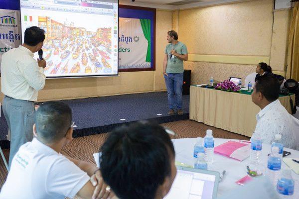 Room To Read Librio Illustrators Workshop Cambodia 1