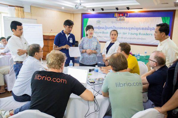 Room To Read Librio Illustrators Workshop Cambodia 3