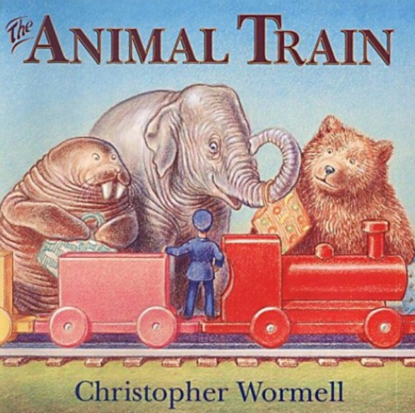 Librio Library #16 - Animal Train