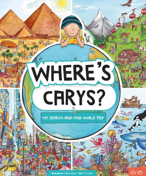 Librio Search-and-find