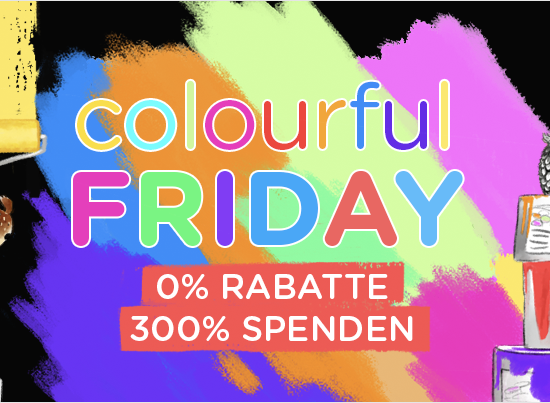 Colourful Friday: Waldtiere mit Farben