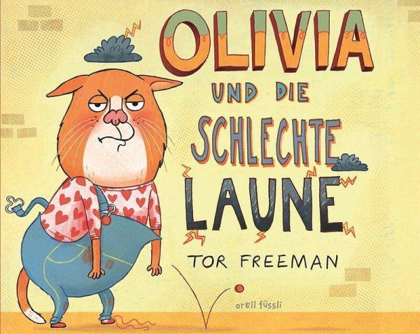 Libriothek 18 - Olivia und die schlechte laune