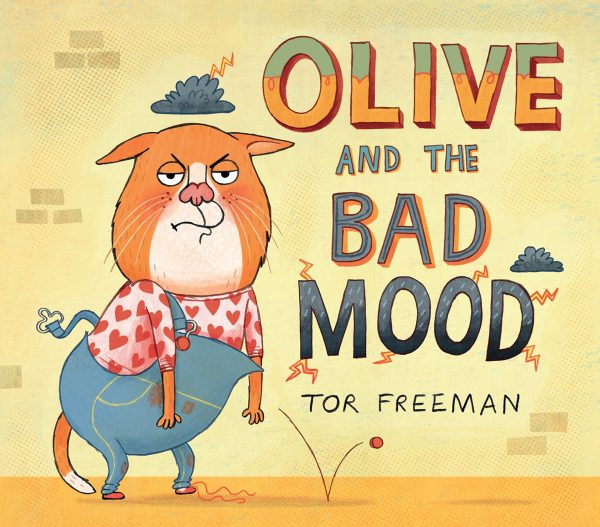 Librio Library Olive and the bad mood cover