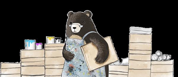 Librio Herr Bär