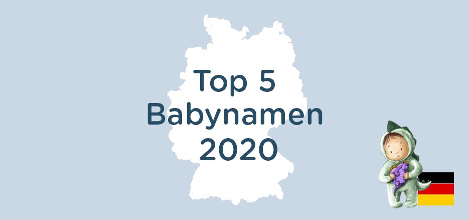 Top 5 Babynamen Deutschland