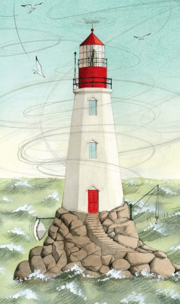 Librio Blog Hello Lighthouse Windy