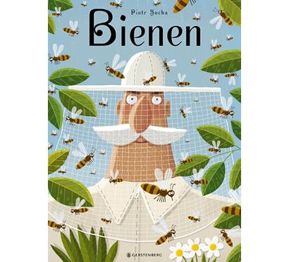 Kinderbuchtipp: Bienen von Piotr Socha
