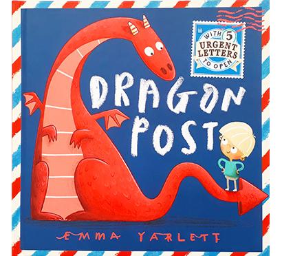 Dragon Post cover