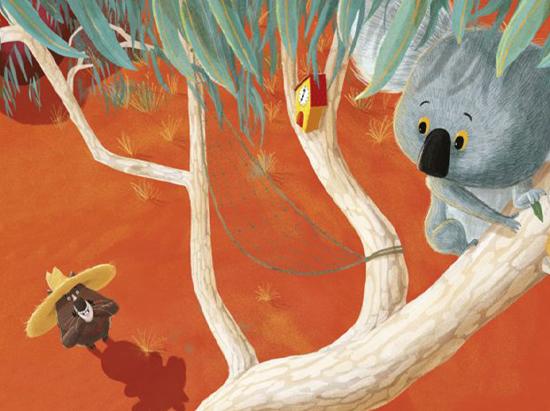Trau dich, Koalabär DE