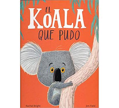 Portada del cuento El Koala que pudo