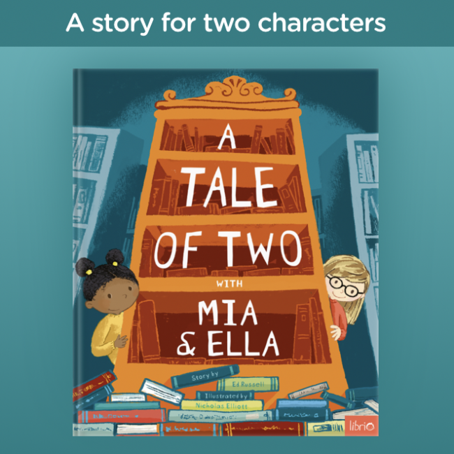 A tale of Two cover