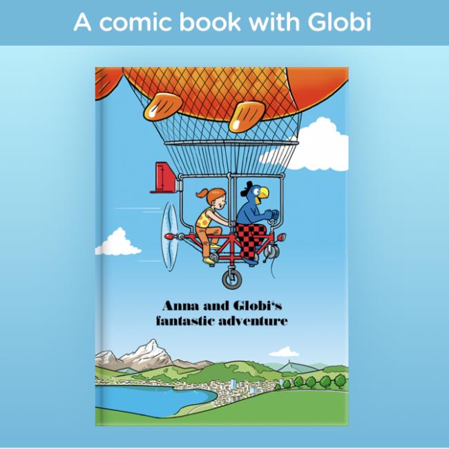 Globi Adventure cover
