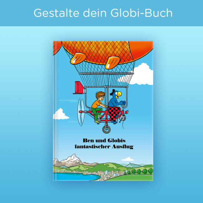 Globi-Buch von Librio