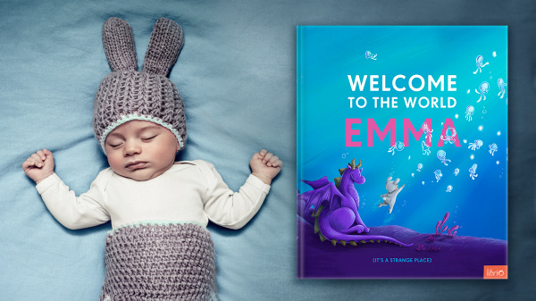 Welcome to the world Emma
