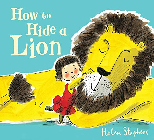 How to Hide a Lion Cover